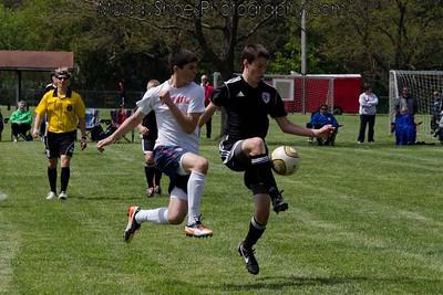 U14 Game - 4-29-12 vs Toledo FC