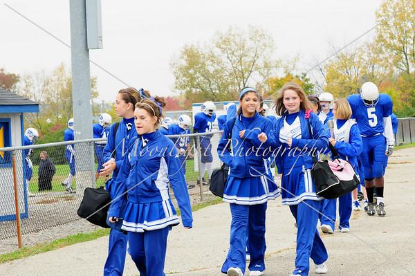CCS 09 Cheerleaders 7th & 8th grade