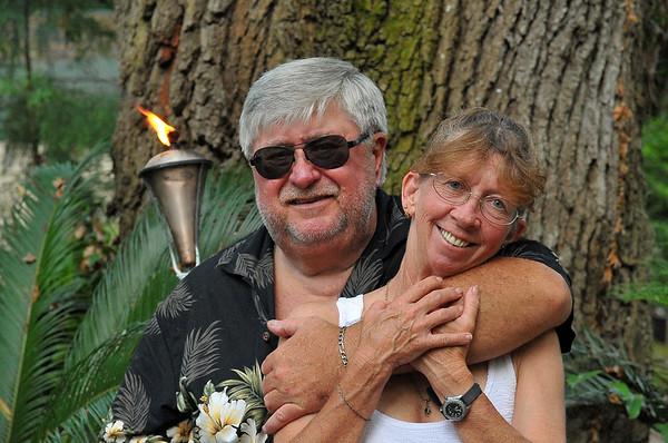 Rusty and Terri Whiting Wedding 05-30-20