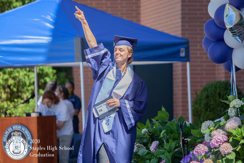 Dylan Goodman Photography - Staples High School Graduation 2020-134.jpg