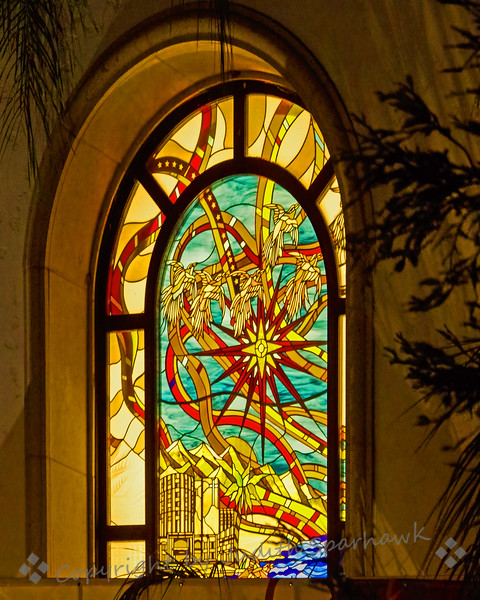A Light in the Window - Judith Sparhawk
