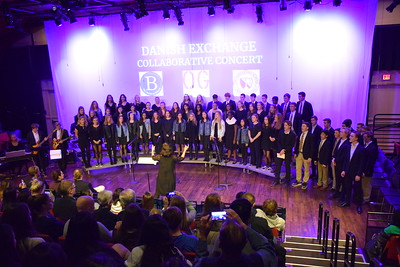 Danish Exchange Collaborative Concert
