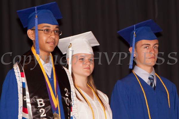 Poughkeepsie High School Graduation 2012