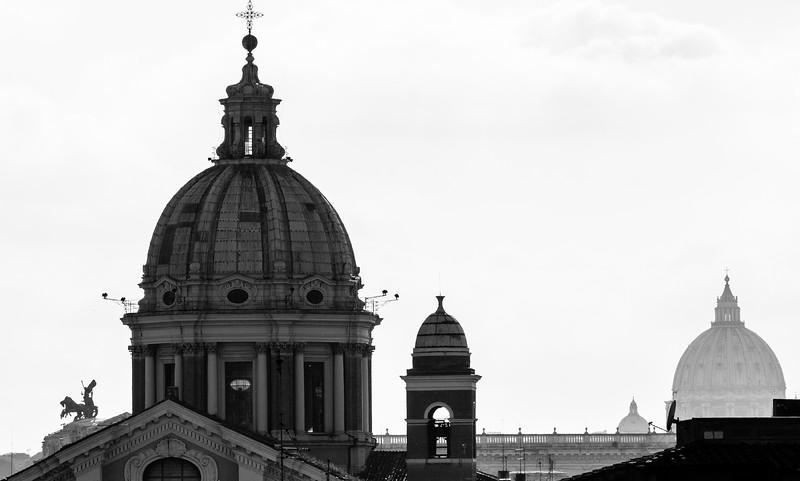 Roman Domes