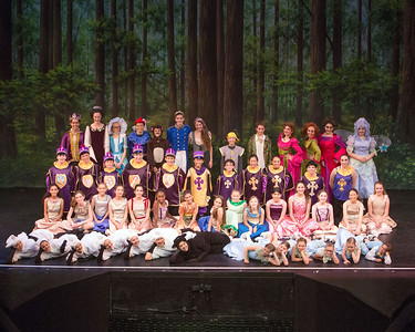 Cinderella Whole Cast Photos
