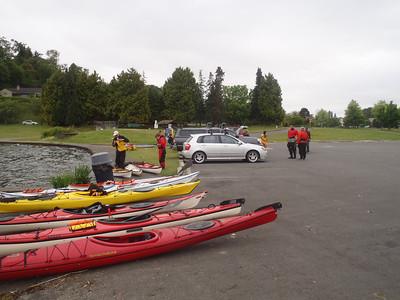 Intro to Sea Kayaking (June 2013)