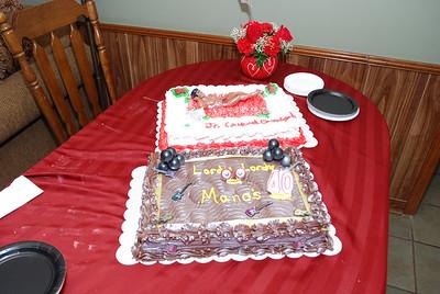 Mano and Donald's Birthday Bash/Mardi Gras