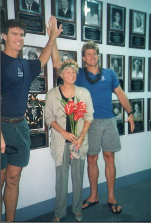 Outrigger Canoe Club 1995