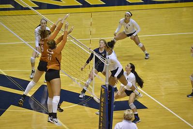 31297 - WVU Volleyball vs Texas