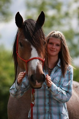 Adopted Horses and Their People