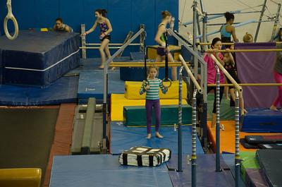 Zula's Last  Gymnastics I Class
