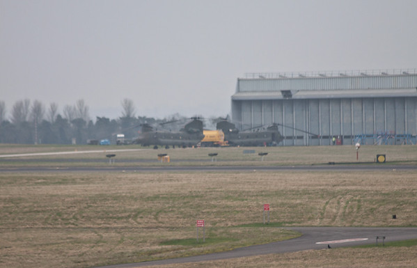 Boscombe Down : 3rd March