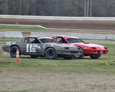 Bridgeport Speedway Saturday 2012
