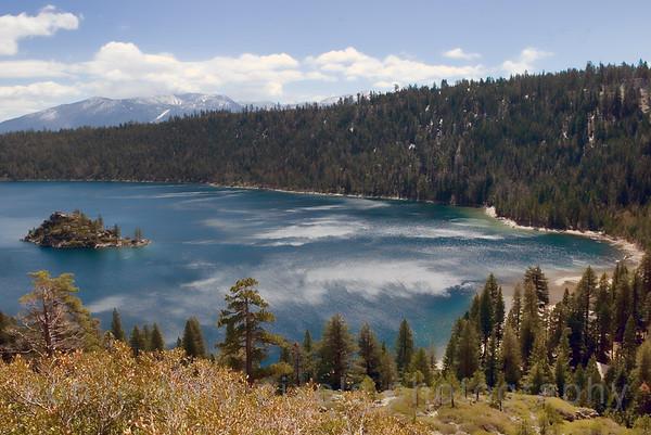 """"""" #1 """". Emerald Bay, Lake Tahoe, May  '09."""