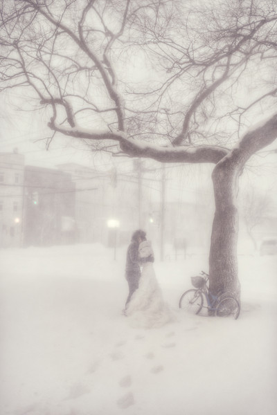 2013.02.11 Hokkaido Pre-wedding