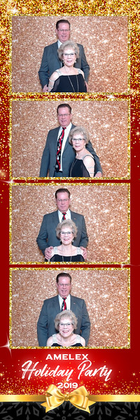 Amelex Holiday Party