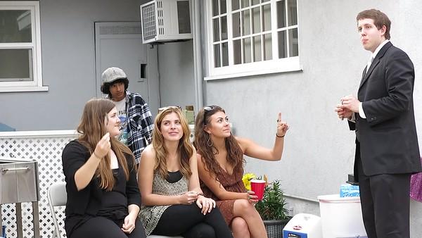 Video Doreen and Tony's Party 2014