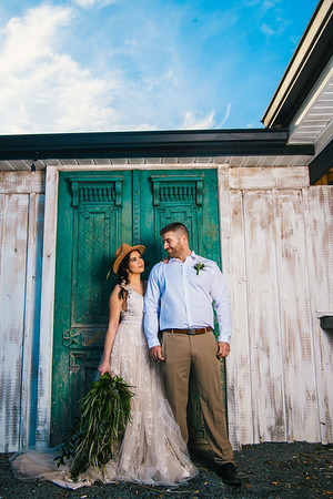 Wedding Styled Shoot Vanish