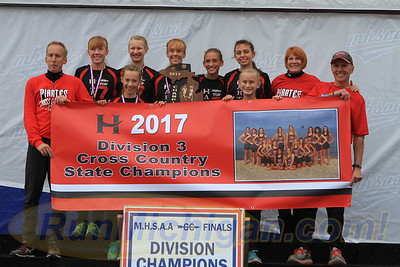 2017 MHSAA LP XC Finals - DIVISION THREE (View or purchase photos here!)