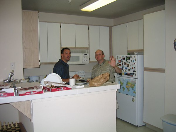 Playing Cards at Rajiv's Apartment in San Jose