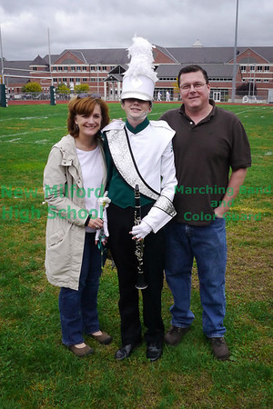 Senior Recognition Photos - NMHS Band & Guard Class of 2013
