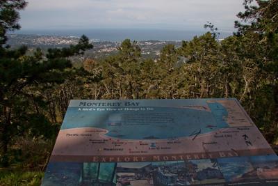 Jacks Peak Monterey