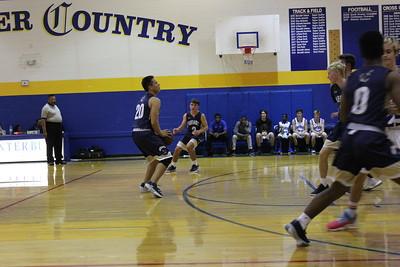 JV Boys Basketball vs Canterbury