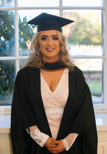 01/11/2018. Waterford Institute of Technology (WIT) Conferring Ceremonies 2018. Pictured is Aìfe Dolan Carlow. Picture: Patrick Browne