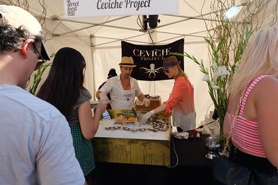 2014 - LA Street Food Festival