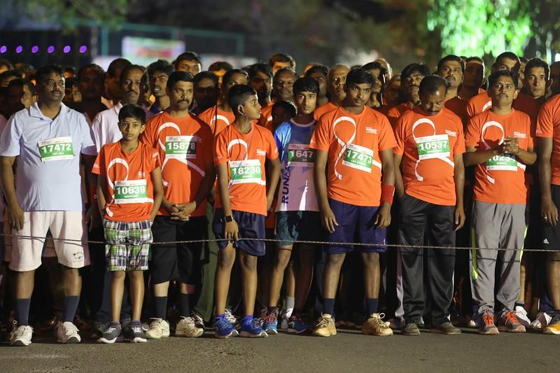 Coimbatore Marathon 2016 - 10K
