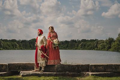 Jasmin & Maninder Wedding