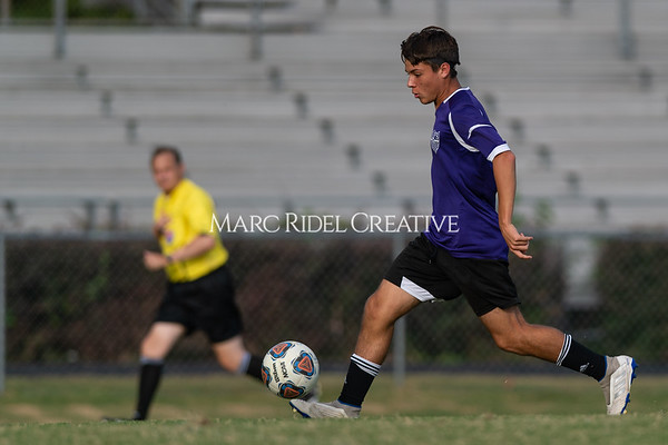 Broughton soccer vs Millbrook. October 7, 2019. D4S_5697