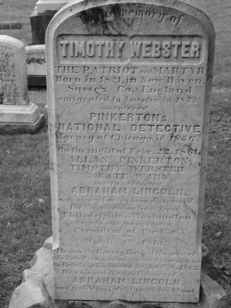 Timothy Webster (1821-1862)