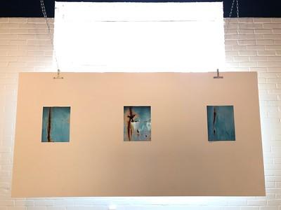 Bonnie Kern: MFAwithKERN Bogigian Gallery show:  Summer Residency 2019