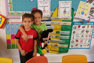 School Time - Kindergarten 2016
