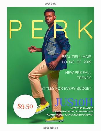 PERK Magazine July 2019