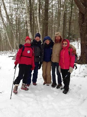 January 14 Wednesday Hike