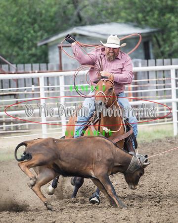 Jenner Rodeo 2015 Team Roping Slack