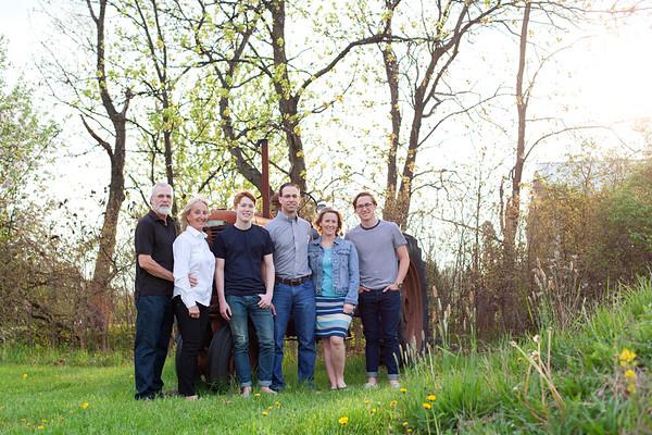 Minnihan Family 2015