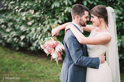 Emily + Josh Wedding