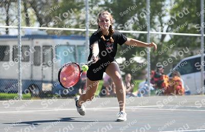 Class 4A Girls Districts Tennis