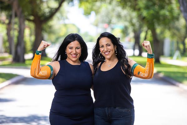 Gisenia & Lucy Reyes
