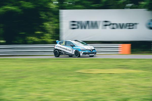 Paul Rivett  - Renault Clio Cup - DMS - Oulton Park