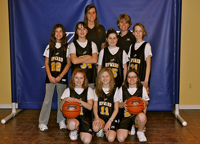 Upward Basketball 2011