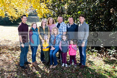 Edwards Family 2018