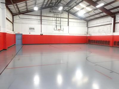 Walden Basketball Court