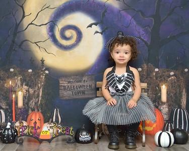Zoey Fall/Halloween 2020