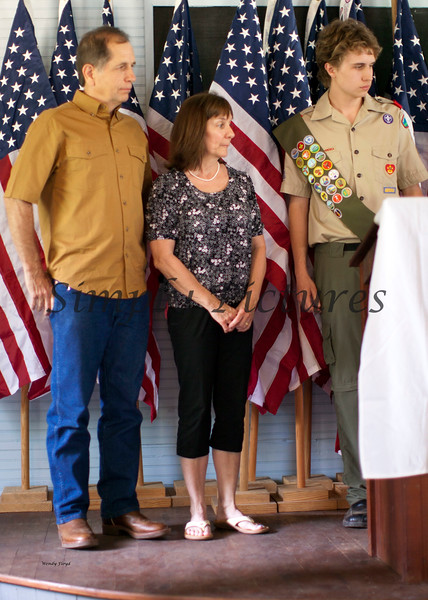 Eagle Scout Ceremony for Weston035