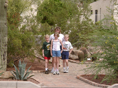 FamilyVacation-April 2000: Phoenix area