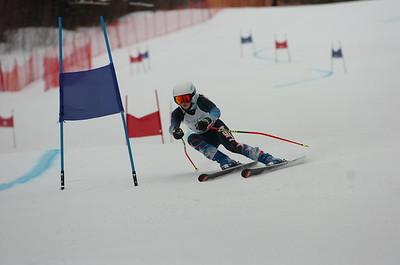 2020 U14 USSA ski racing Mid-Vermont Council